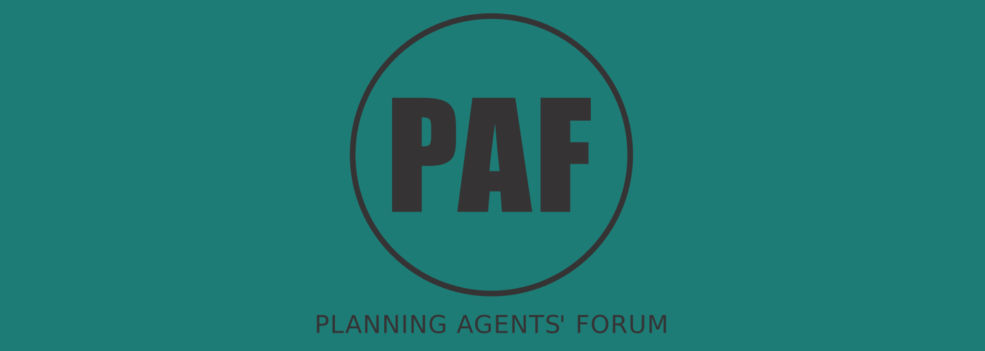 Planning Agents' Forum AGM 18th Sept 2019 Notes